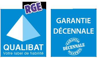 Qualibat RGE - Garantie Décennale