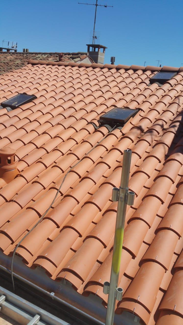 Rénovation Couverture par nos couvreurs charpentiers à Toulouse