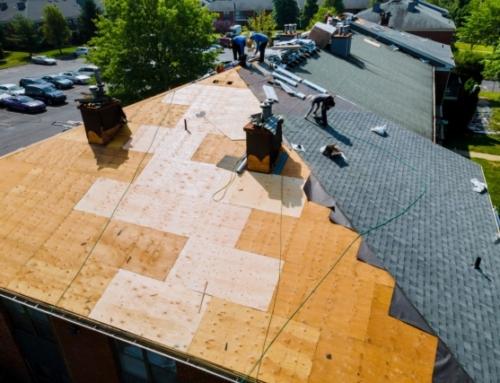 Puis-je réparer mon toit moi-même ?